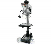 brand new jet evs drill press with power down feed JDP-20EVST-230-PDF