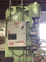 used pacific hydraulic press brake K400-26