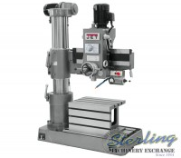 brand new jet radial arm drill press J-720R