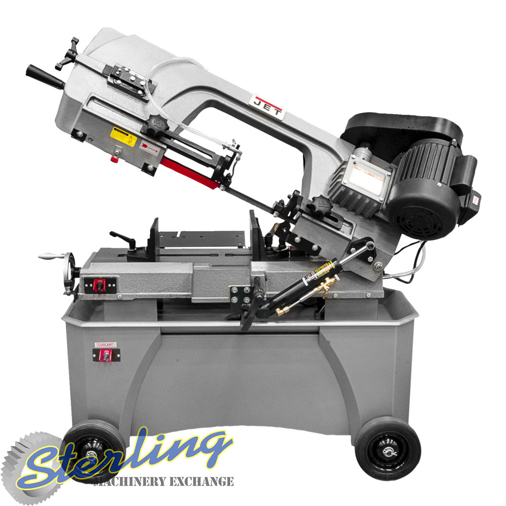 Brand New Jet Horizontal Vertical Bandsaw With Coolant