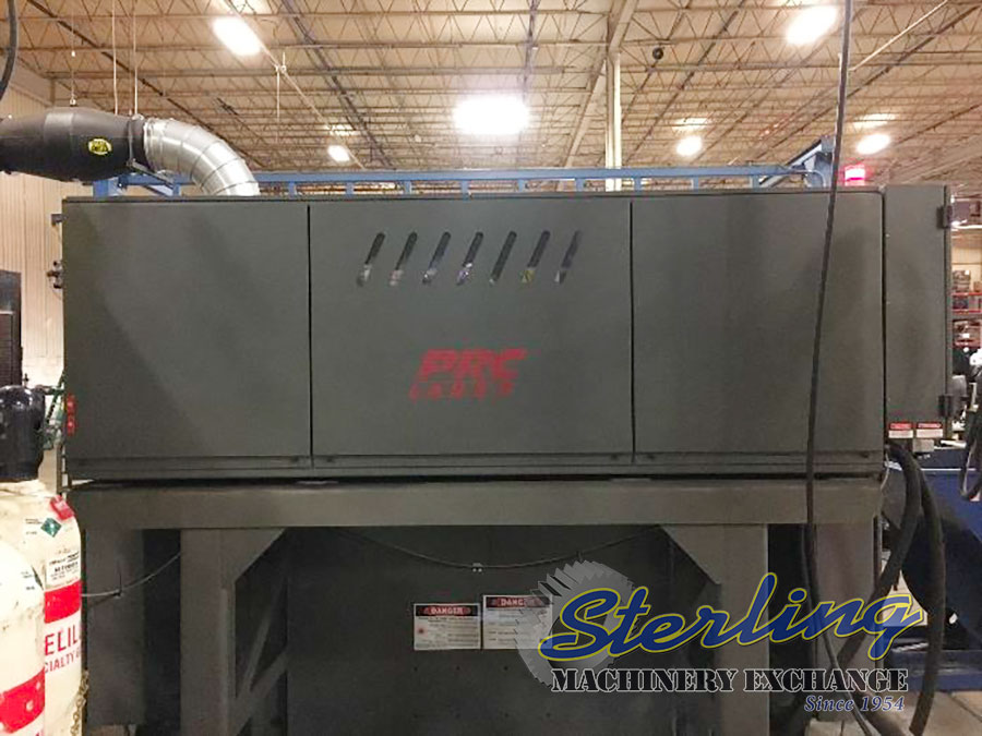 used cincinnati co2 laser cutting system lasers sterling