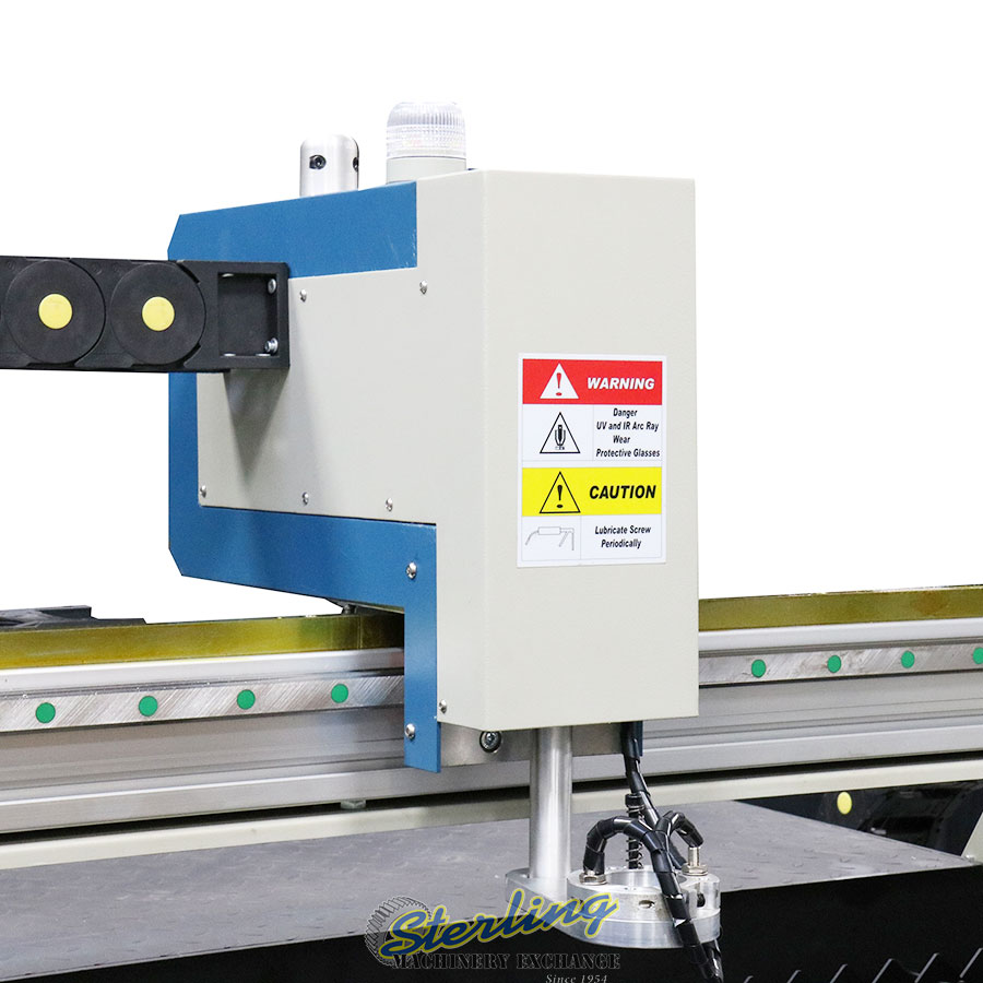 Brand New Baileigh Cnc Plasma Cutting Table Plasma Cutters