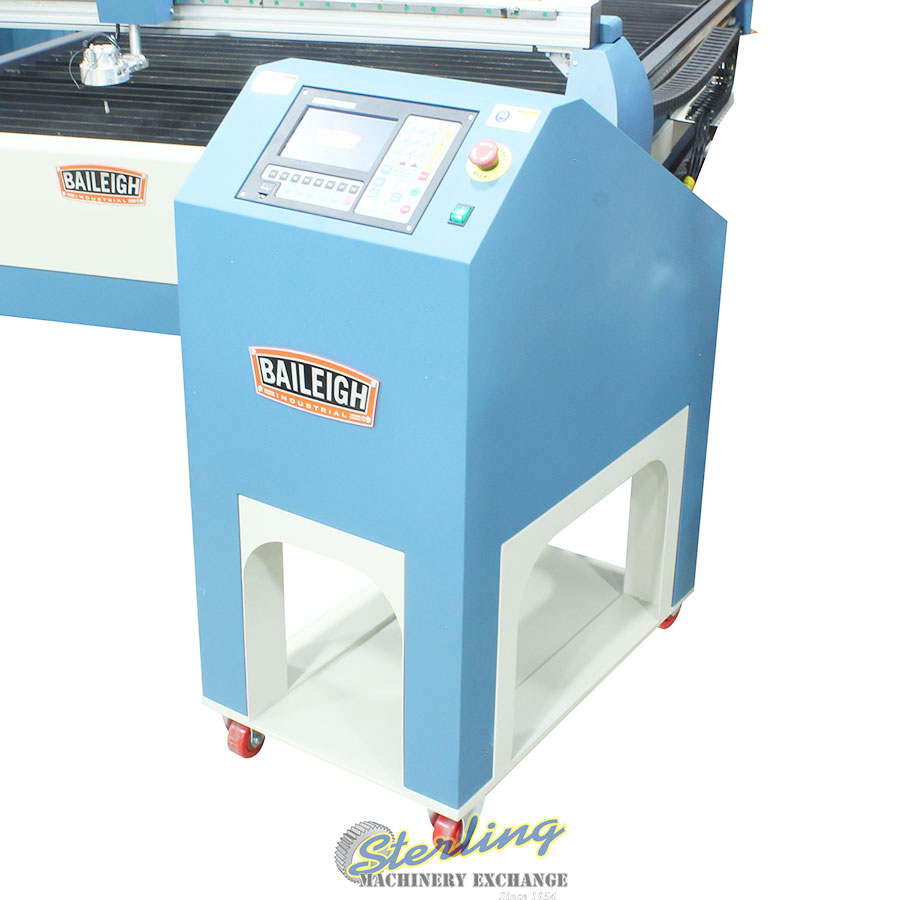 Brand New Baileigh Cnc Plasma Cutting Table Sterling Machinery